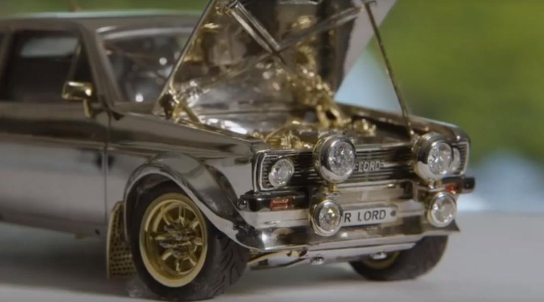 Miniatura de carro da Ford é leiloada pelo equivalente a R$ 360 mil