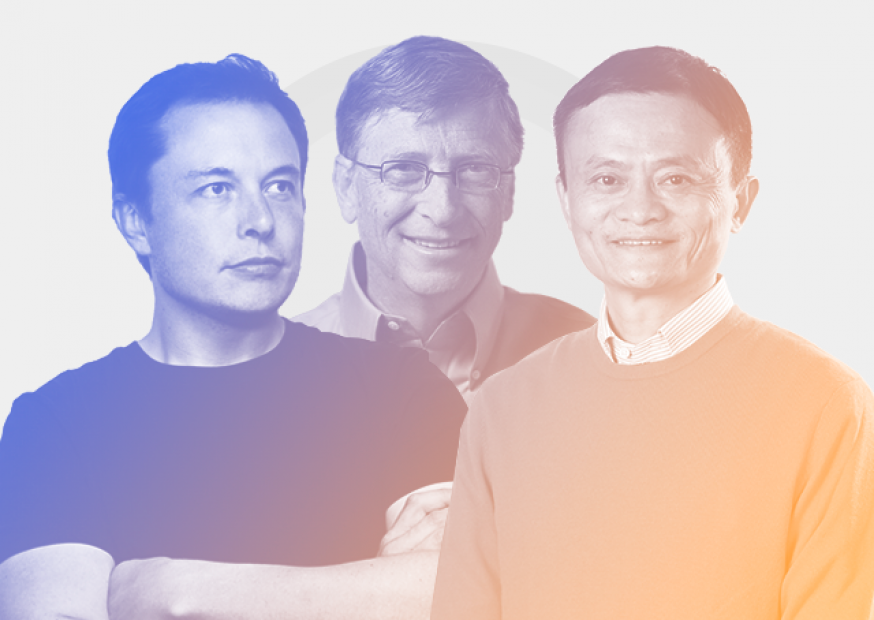 A Regra das 5 Horas de Bill Gates, Elon Musk e Jack Ma