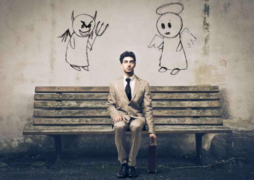 Você tem dificuldades para tomar decisões?