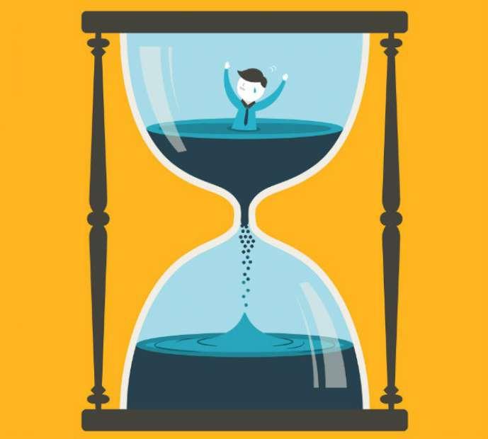 A maldita falta de tempo