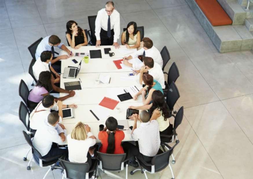 Liderando nas empresas num mundo em mudanças constantes