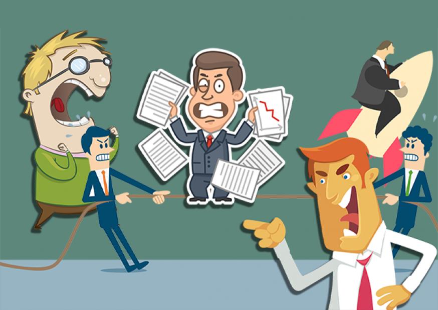 12 sinais de que você pode estar sofrendo da Síndrome de Burnout
