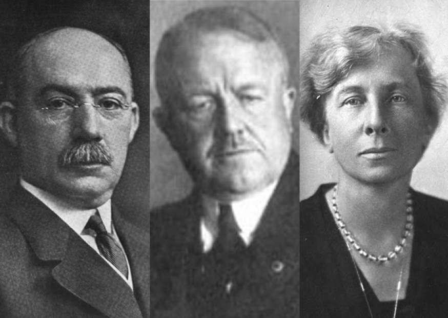 Frank, Lilian e Gantt: os mestres menos famosos da Administração