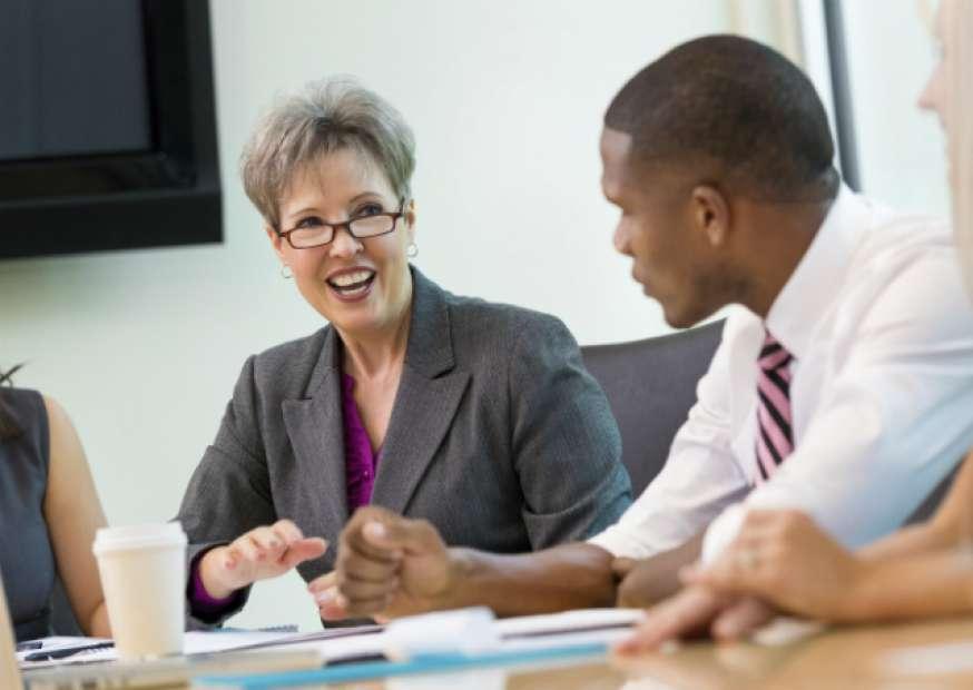 Além da liderança e do trabalho de equipe