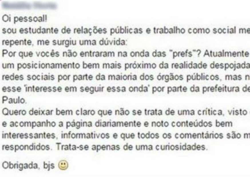 Prefs é o C@#$L!*, meu nome é Prefeitura de São Paulo!