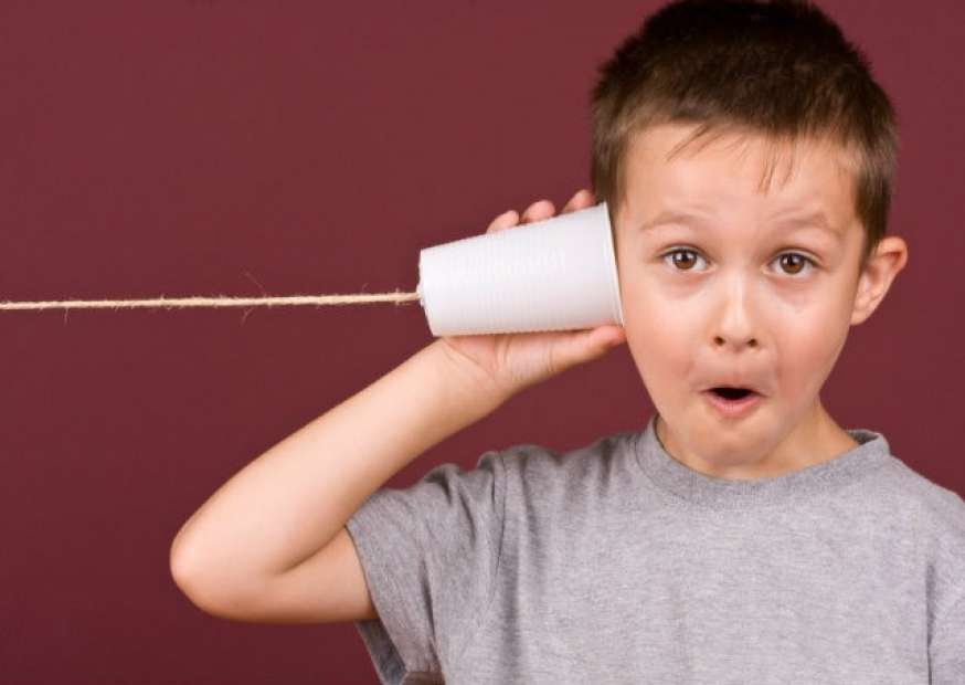Como você é ouvido?