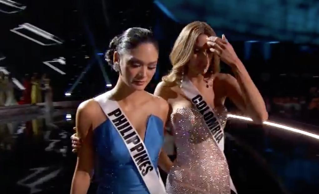 Podemos aprender com a lambança do Miss Universo?