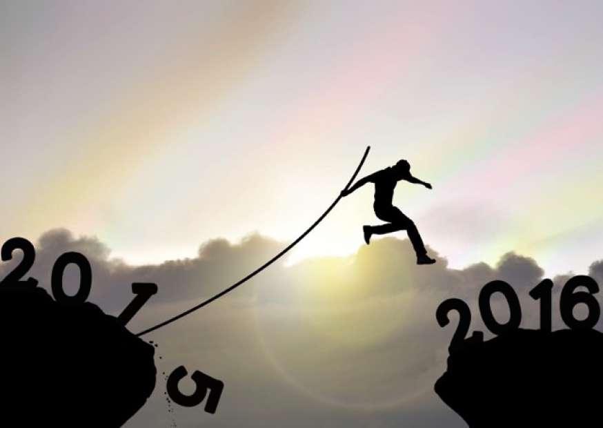 Uma mensagem para o ano novo