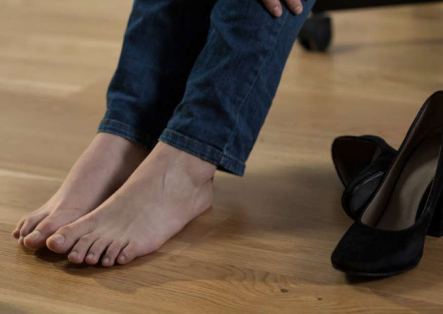 Jovem neurocientista cria scanner 3D para sapatos com tamanho ideal