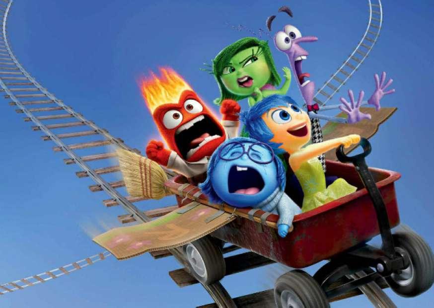 Divertida Mente - novas visões de negócio e consumo da Pixar