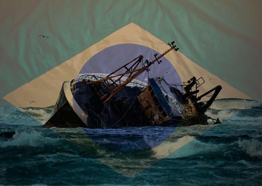 Um país nau sem rumo: liderança perdida e a riqueza de uma nação