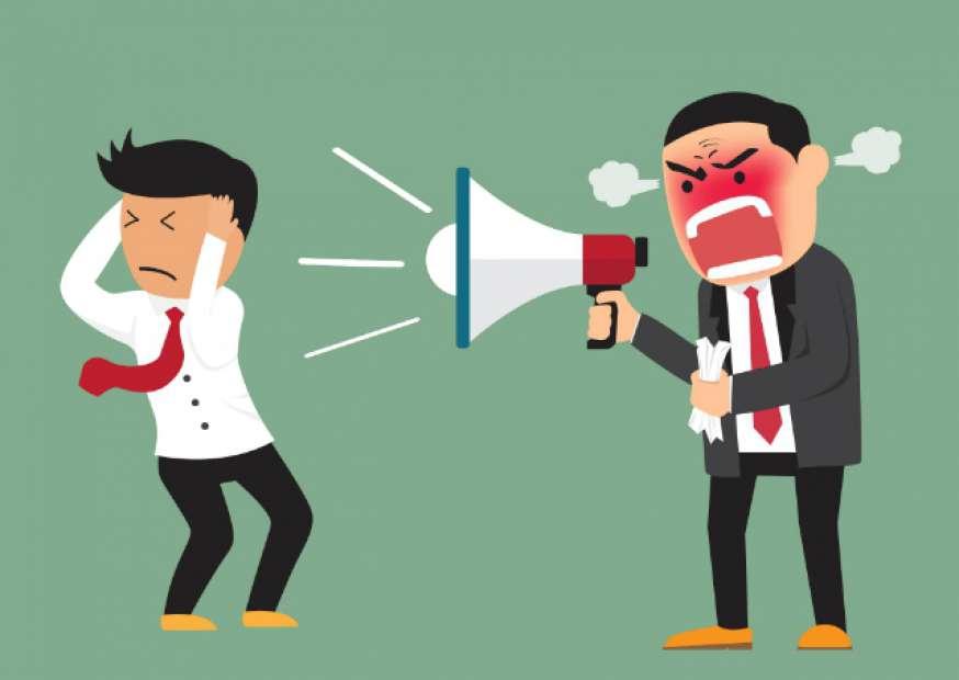 3 sinais para desistir do seu chefe