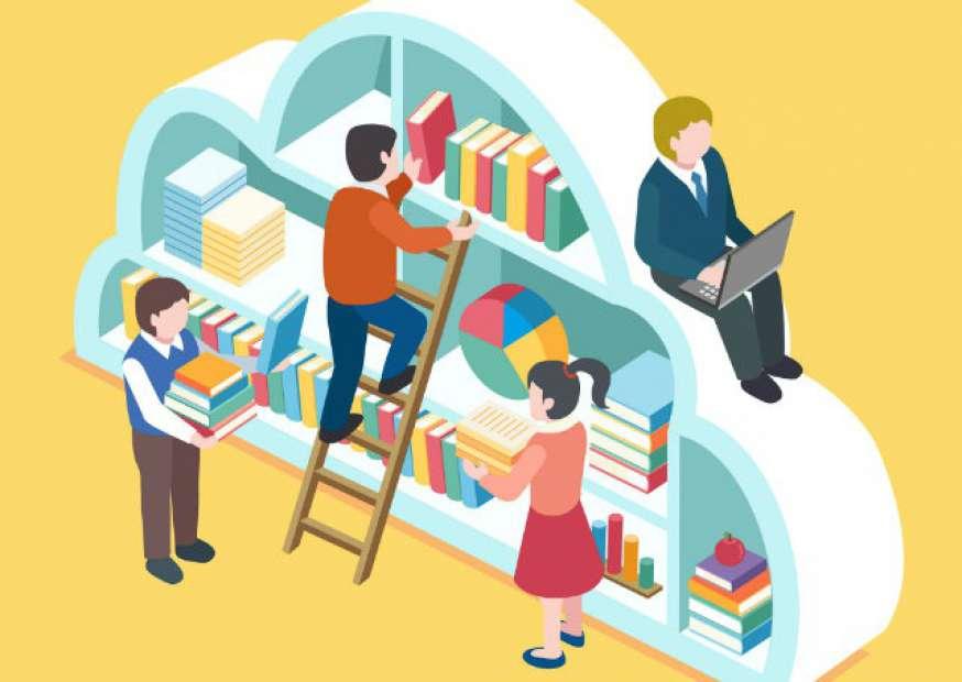 Iniciativa propõe criação de bibliotecas públicas municipais permanentes e itinerantes