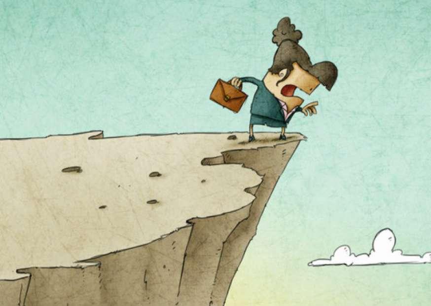 Não é questão de superar seus medos; é questão de aceitá-los e seguir em frente