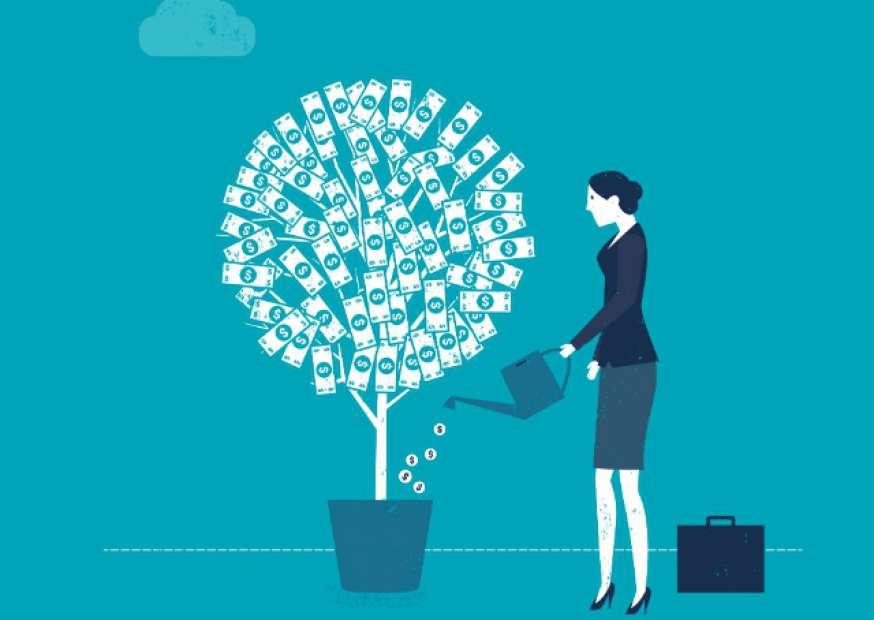 A lei da atração financeira