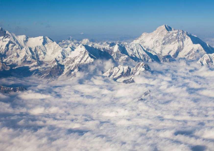 """""""Na subida do Everest existem centenas de corpos de pessoas altamente motivadas"""""""