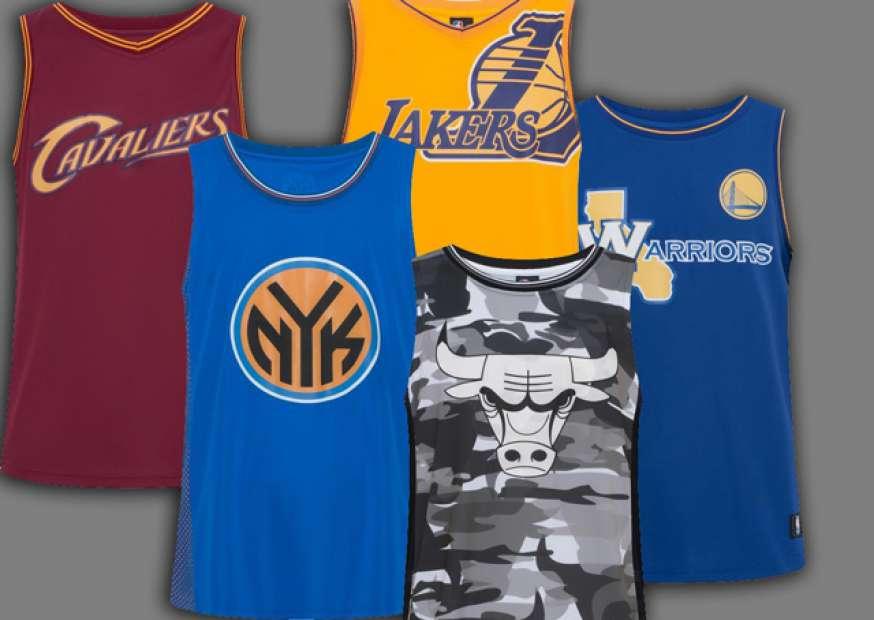 7c22746089 C A firma parceria com NBA e lança camisetas de clubes de basquete