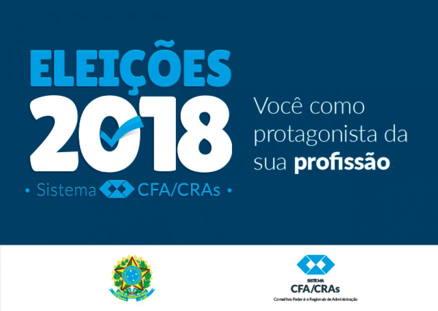 Eleições do Sistema CFA/CRAs estão chegando e renovará mandatos