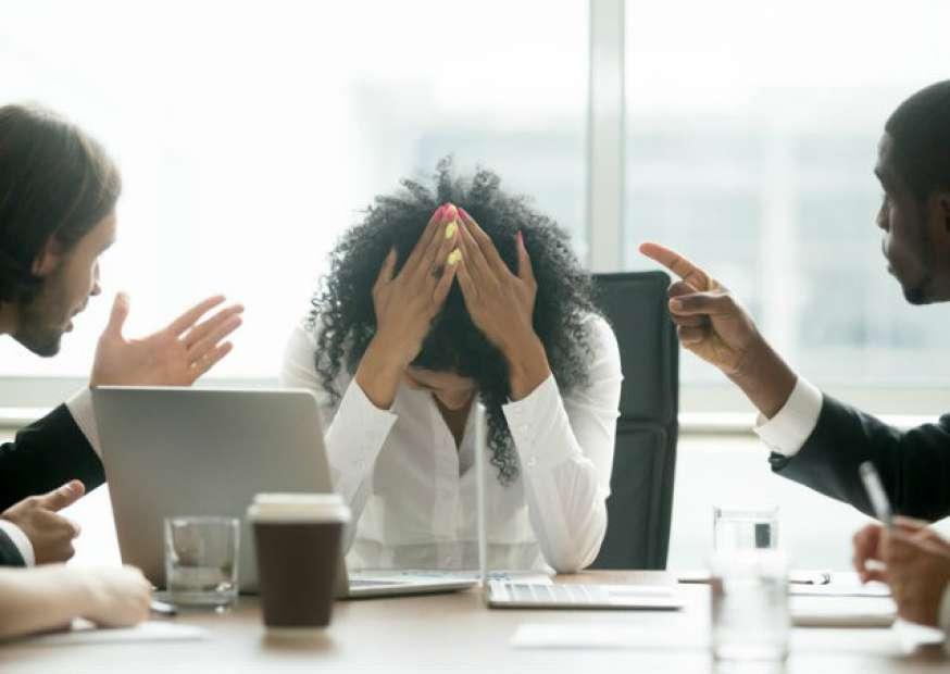 Você tem medo de perder o controle, a liderança ou o respeito?