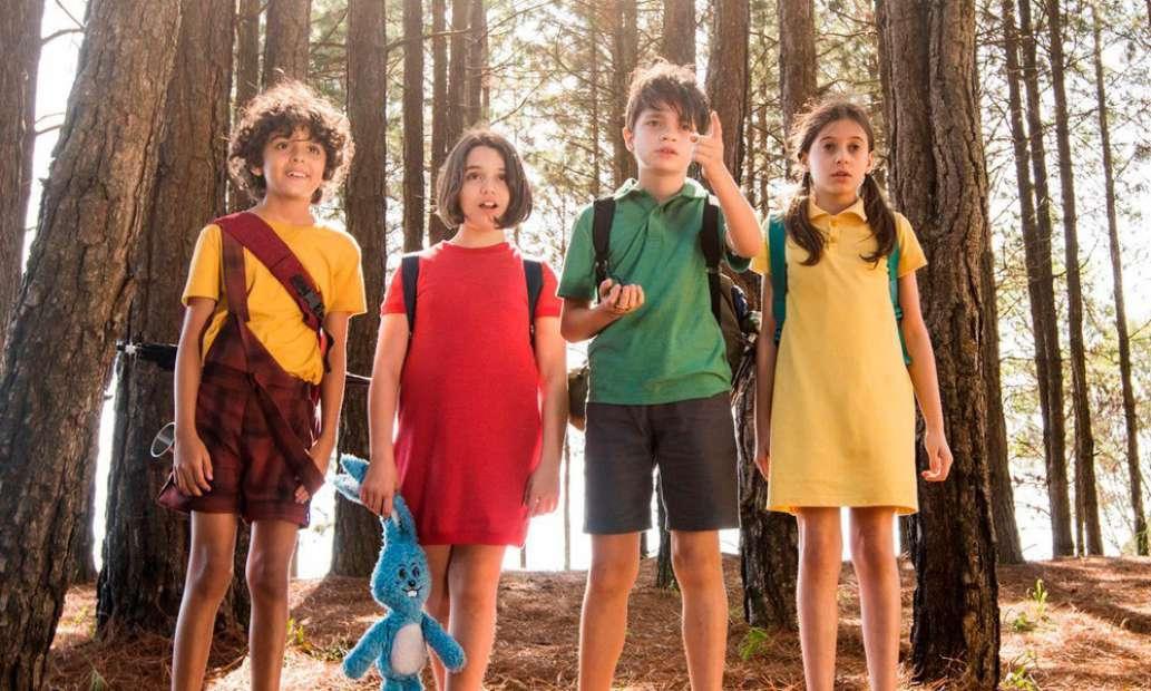 Filme da Turma da Mônica ganha seu primeiro trailer