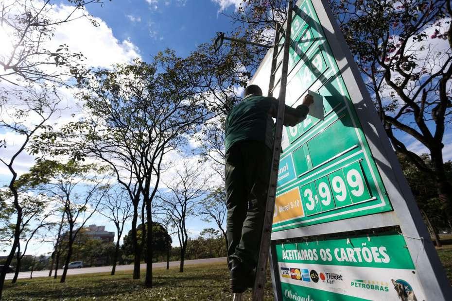 Petrobras adota mecanismo de proteção para o diesel