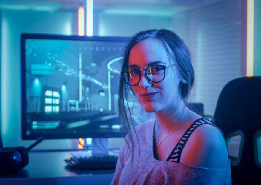 Mulheres no controle: a presença feminina na indústria dos games