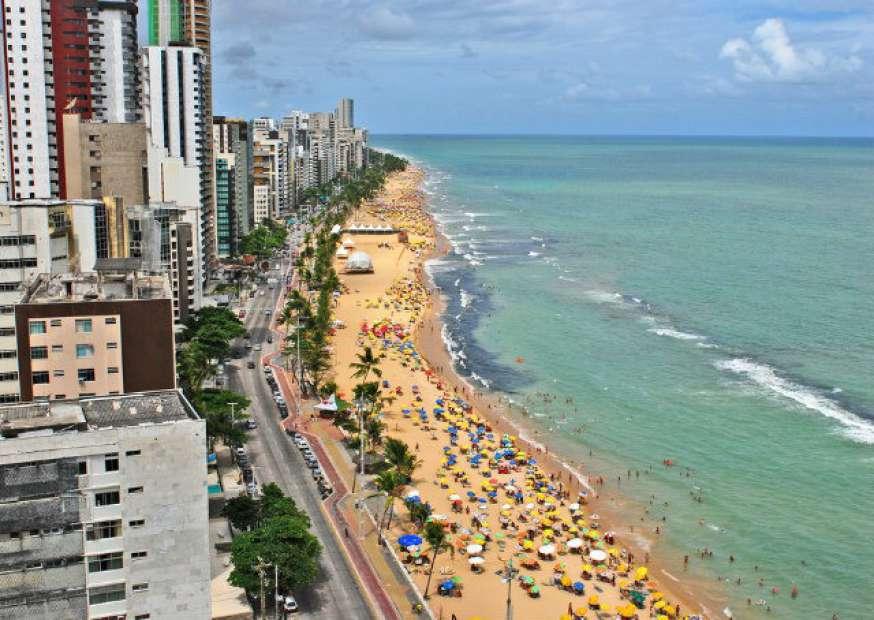 Dilma anuncia R$ 2,9 bilhões para mobilidade urbana em Pernambuco