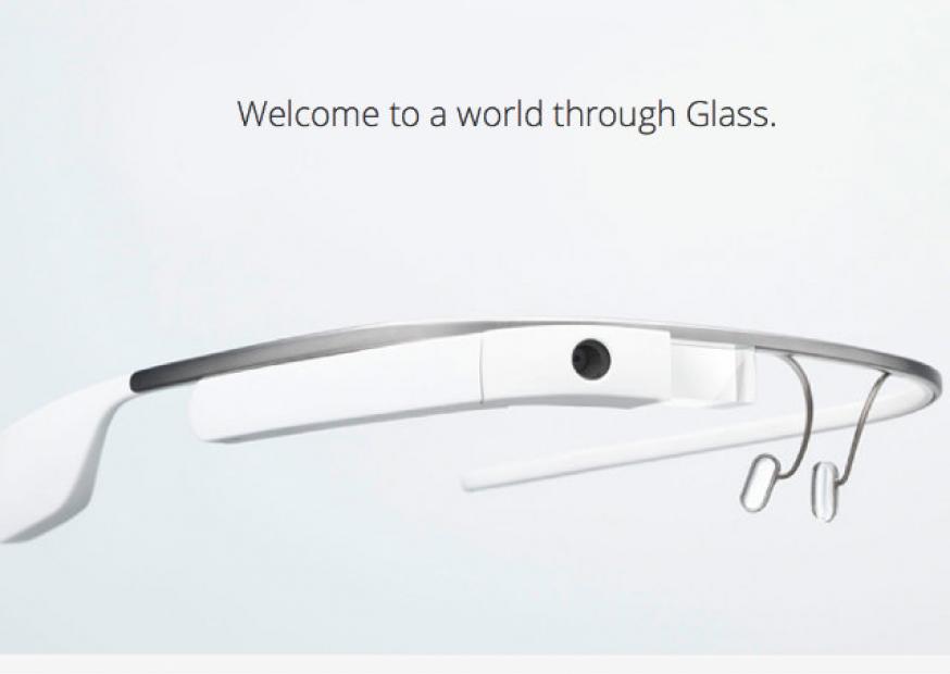 Google Glass fotografará com piscar de olhos dos usuários