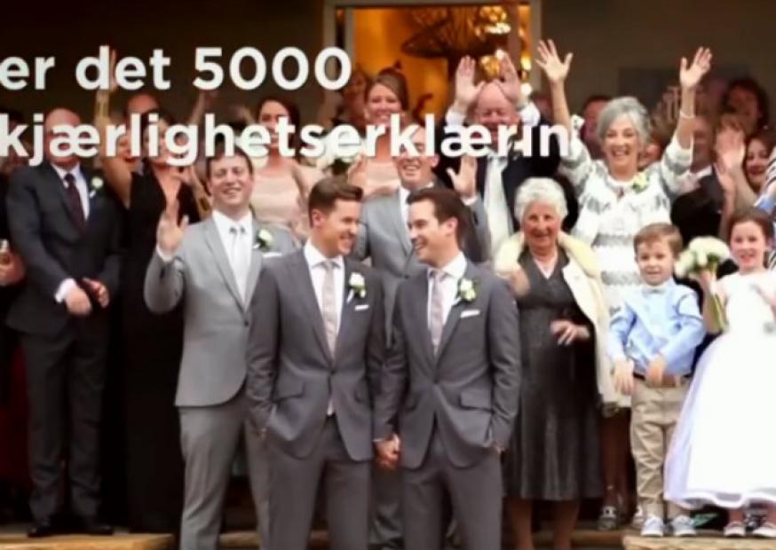 Coca-Cola corta cena de casamento gay de um vídeo de sua nova campanha global