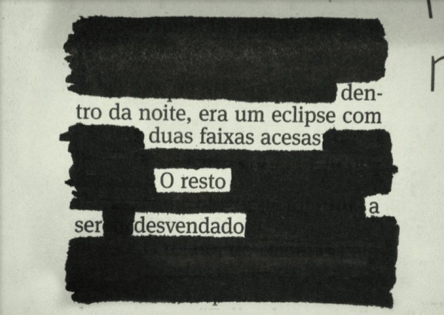 """Nova campanha da Natura """"encontra"""" poesias em páginas de jornais"""