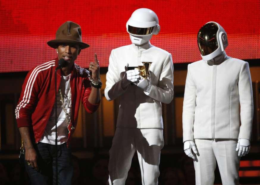 Daft Punk e Lorde levam prêmios principais na festa do Grammy