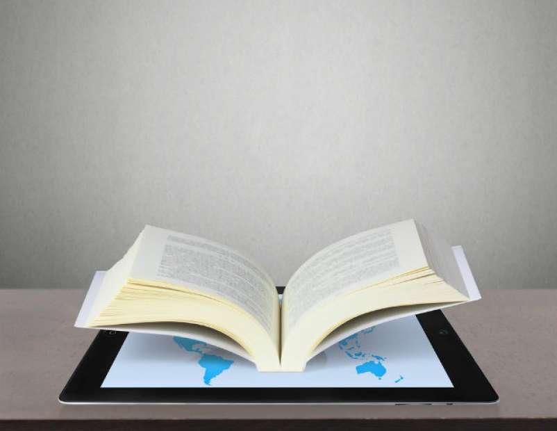 Tecnologia israelense permite folhear livro sem usar as mãos