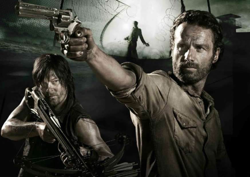 The Walking Dead volta com oito episódios inéditos