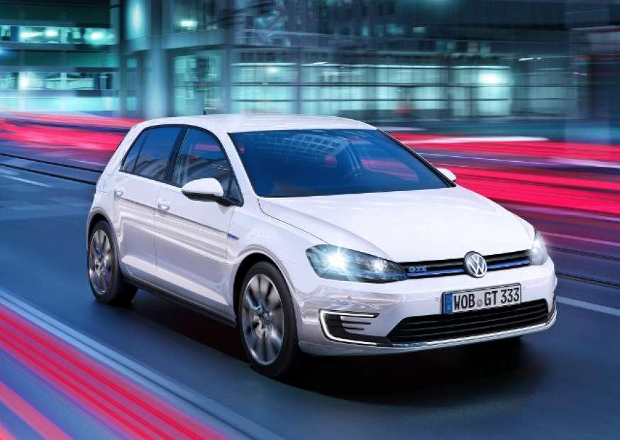 Volkswagen apresenta o Golf GTE no Salão Internacional de Genebra