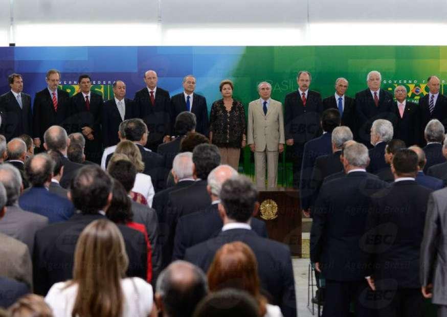 Novos ministros garantem dar continuidade a projetos