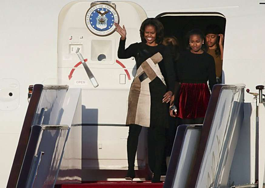 "Na China, Michelle Obama exerce ""diplomacia suave"""