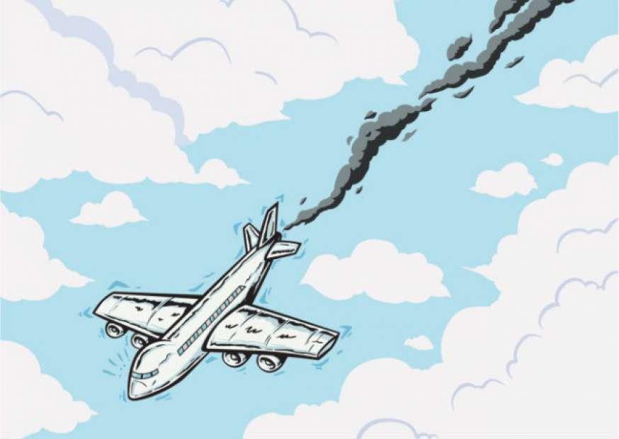 Pesquisadores revelam descobertas que podem salvar passageiros em acidentes aéreos