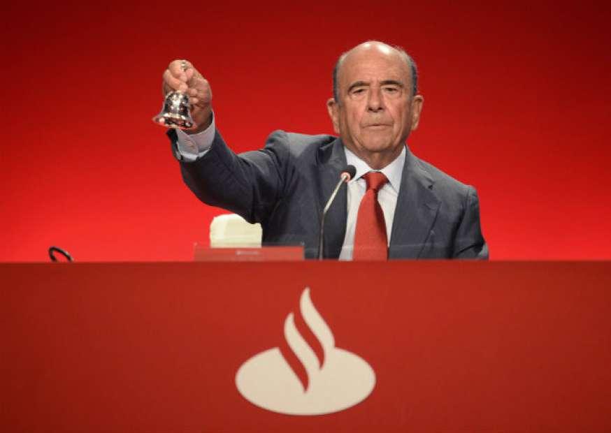 Santander avalia novas oportunidades, confia em Espanha e Brasil
