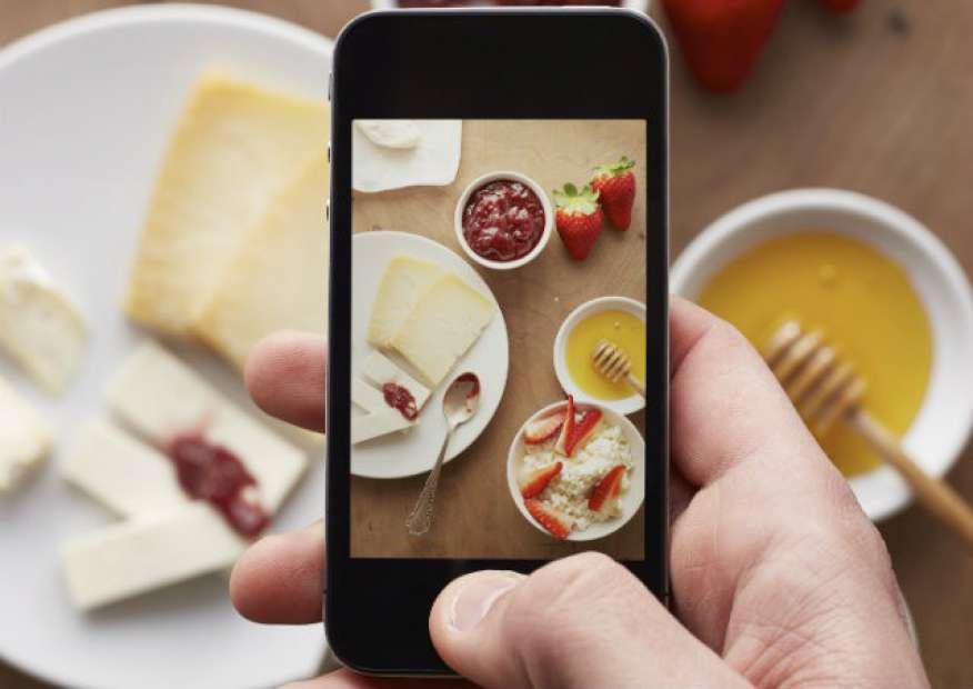 Ferramenta contará calorias de alimentos fotografados