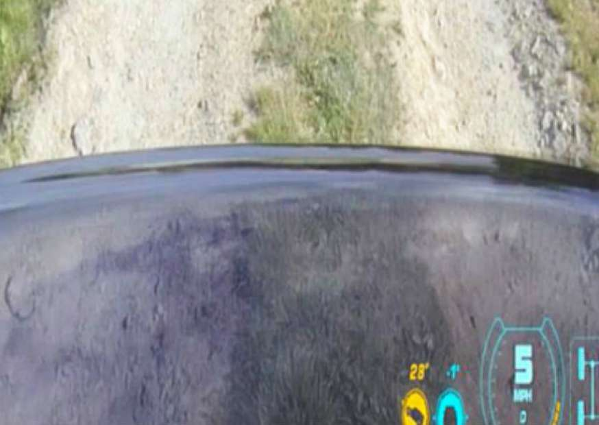 """Land Rover lança carro com capô """"transparente"""""""