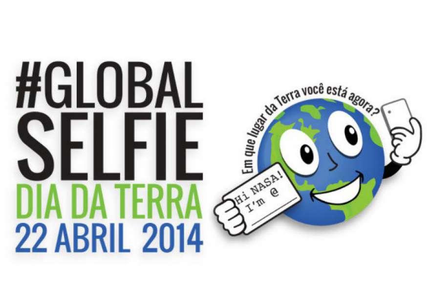 """#GlobalSelfie: Nasa cria mosaico de """"selfies"""" em comemoração ao Dia da Terra"""