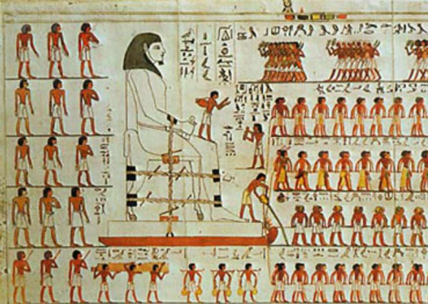 Cientistas afirmam ter descoberto como as pirâmides foram construídas