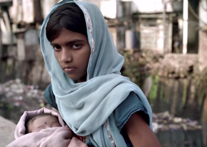 Ação conta a história de menina que não conseguia chorar