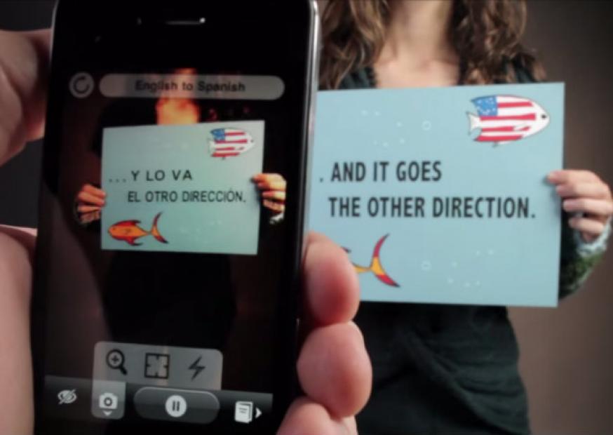 App que traduz textos usando câmera de smartphones agora é gratuito