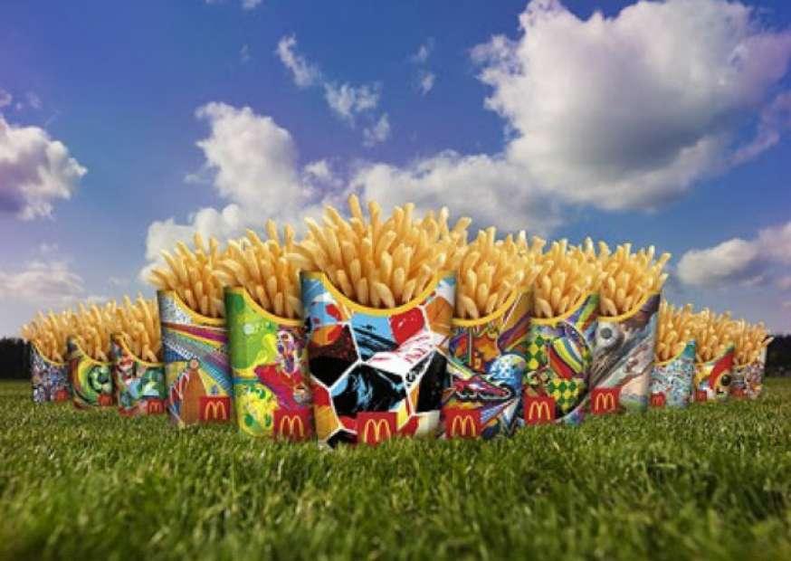 McDonald's lança campanha McDonald's GOL!