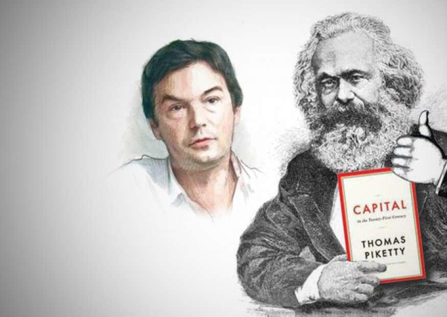 Algumas frases aterradoras contidas no livro de Thomas Piketty