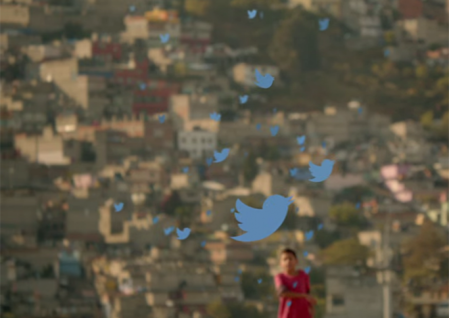 Anúncio do Twitter mostra relação da Copa com a rede de microblogs