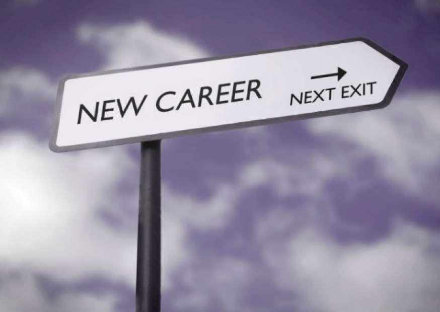 Como passar por uma transição de carreira