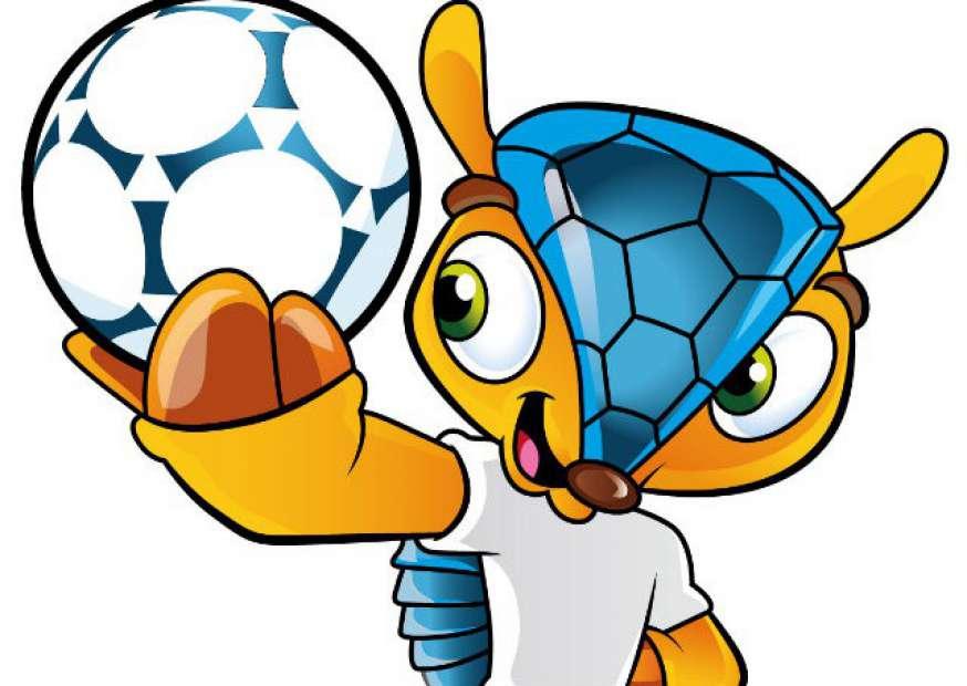 Fifa é acusada de esconder mascote da Copa. Veja o motivo