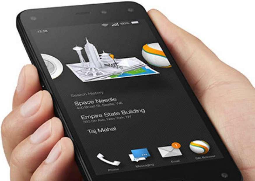 """Conheça o """"Fire"""", o smartphone da Amazon"""